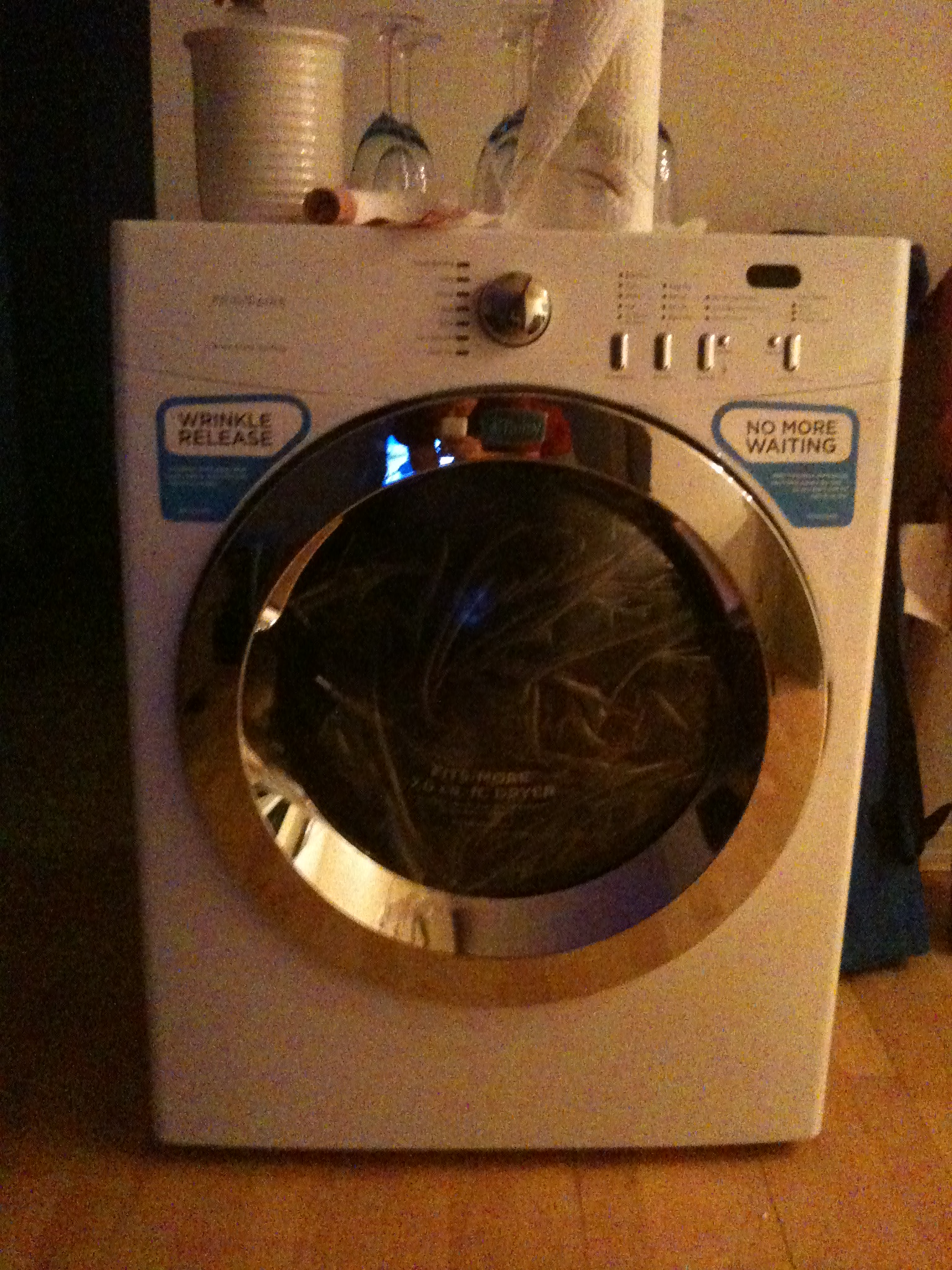 dryer_in_kitchen